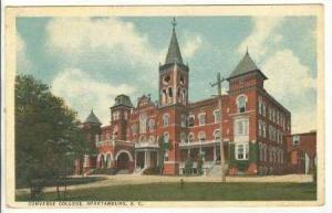 Exterior, Coverse College, Spartanburg, South Carolina, 1918