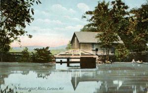 MA - Newburyport. Curzon's Mill