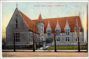 Albright Library, Scranton PA