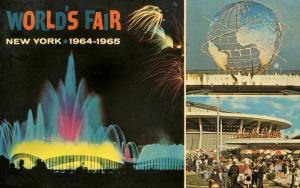 NY - New York World's Fair 1964-65. Multi-View