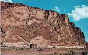 Petroglyph Section Lava Bed National Monument CA California Unused Postcard F54