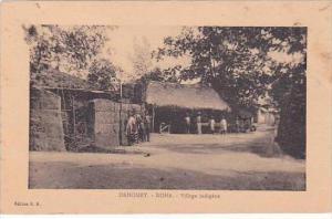 Dahomey Doha Village indigene