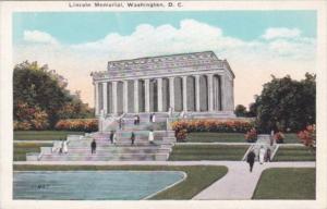 Lincoln Memorial Washington D C