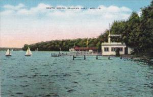 Wisconsin Delavan Lake South Shore