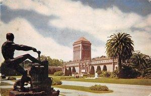 DeYoung Museum Golden Gate Park San Francisco CA