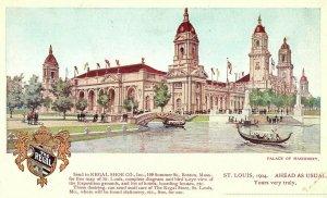 1904 St. Louis Expo. The Regal Shoe Co. St. Louis MO Nice Image G4
