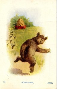 Going Some  - Bees Chasing Bear