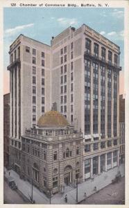 Exterior,Chamber of Commerce Bldg., Buffalo,New York,00-10s