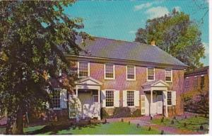 New Jersey Salem Friends Meeting Built 1772