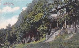Indiana Winong Lake Swiss Terrace 1911