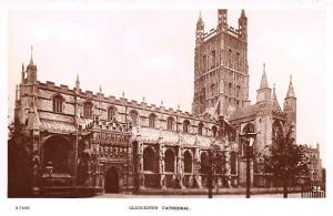 United Kingdom, Great Britain, England Gloucester Cathedral  Gloucester Cathe...