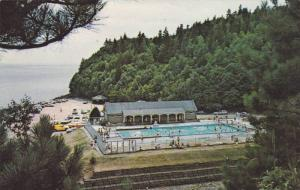 Swimming Pool , Fundy , New Brunswick , Canada , 50-60s