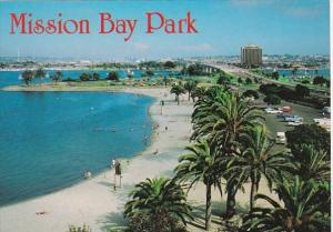 California San Diego Mission Bay Park