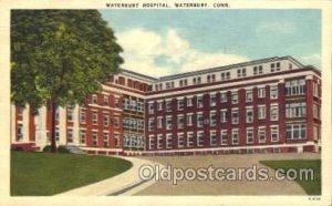 Waterbury Hospital Waterbury, CT, USA 1951