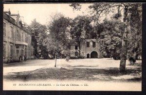 La Cour du Chateau,Bourbonne-Les-Bains,France BIN