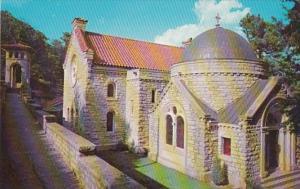 Arkansas Eureka Springs Kerens Memorial St Elizabeth Church