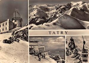 Slovakia Poland, Tatry, Kasprowy Wierch, Kasprov vrch, cableway, Multiviews