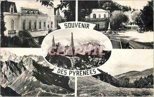 Modern Postcard Souvenir des Pyrenees Bagneres de Bigorre The Col du Tourmale...