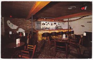 Inside Bar Salon, Steak House, STE. ANNE DE LA POCATIERE, Quebec, Canada, 40-...