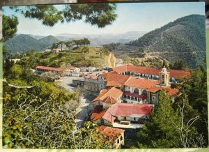 Cyprus Holy Royal Monastery of Kykko - unposted