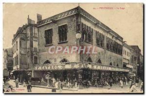 Old Postcard La Loge Perpignan Cayrol