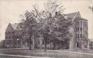 Indiana Muncie Frank Elliott Ball Residence Hall Ball State Teachers College ...