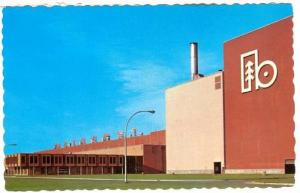 The paperboard mill of Bathurst Paper Limited, Chaleurs Division, New Richmon...