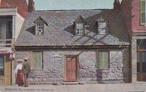 Virginia Richmond  Washingtons Old Headquarters 1907