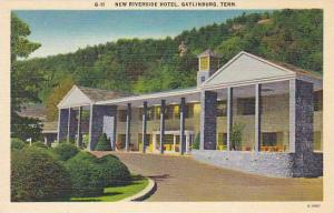 New Riverside Hotel, Gatlinburg, Tennessee, 1930-1940s