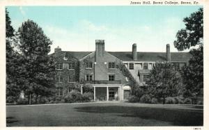 Berea, Kentucky, KY, Berea College, James Hall, 1946 Vintage Postcard f4771
