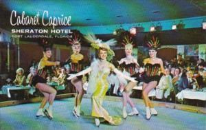 Florida Fort Lauderdale Cabaret Caprice At The Sheraton Hotel