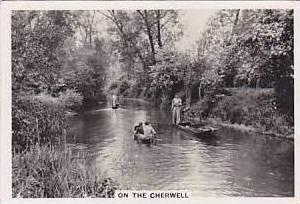 Pattreiouex Vintage Cigarette Card Our Countryside 1938 No 28 On The Cherwell