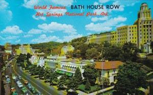 Arkansas Hot Springs Bath House Row