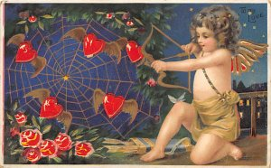 Hold to Light Cupid 1912