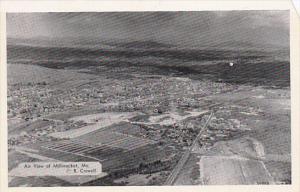 Maine Millinocket Aerial View Dexter Press