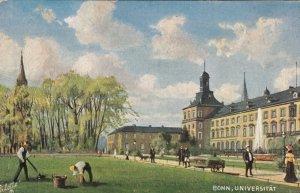 BONN , Germany, 00-10s ; Universitat ; TUCK 7625