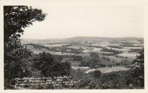 RP; Alleghenies from Table Rock, Top of Backbone Mt., MARYLAND, U.S. 50, 30-40s