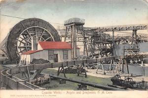 South Africa Cyanide Works Angelo and Driefontein G.M. Coys 1927