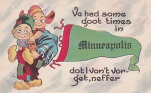 Minnesota Minneapolis Ve Had Some Goot Times Pennant Series