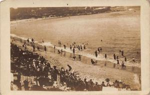 Coogee Beach, Bathing (Sydney, Australia) 1926
