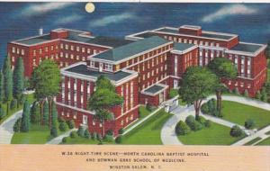 North Carolina Winston-Salem North Carolina Baptist Hospital & Bowman Gray Sc...