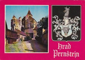 Czechoslovakia Hrad Perstejn