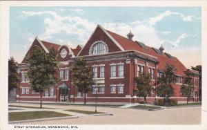 MENOMONIE , Wisconsin, 1900-10s ; Stout Gymnasium