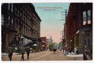 Chestnut St, Meadville PA