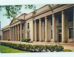 Unused Pre-1980 POST OFFICE SCENE Charlotte North Carolina NC hs1004