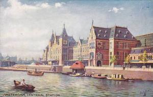 Amsterdam , Netherlands , 00-10s ; Centraal Station
