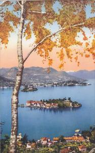 Italy Stresa Borromeo Pallanza ed isole Lago Maggiore