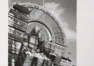W Bailey Ltd Covent Garden in 1940s Award Photo Postcard