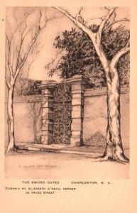The Sword Gates,Charleston,SC BIN