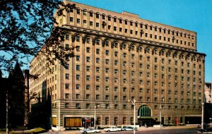 Pennsylvania Pittsburgh The Webster Hall Hotel